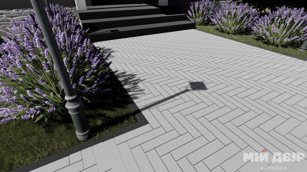 Как подобрать цвет тротуарной плитки?